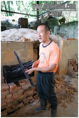 武岫竹炭窯