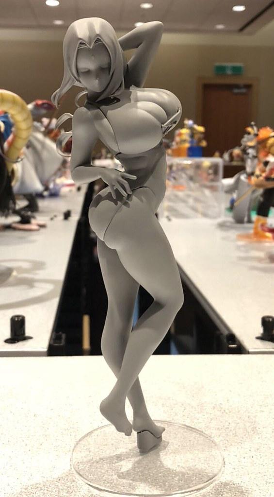 NARUTO Gals Naruto-Shippūden Tsunade Ver. Splash Prototype Revealed!