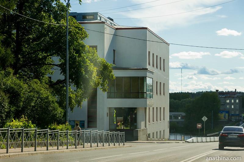 """Отель """"Сеурахуоне"""", Сортавала, Карелия"""
