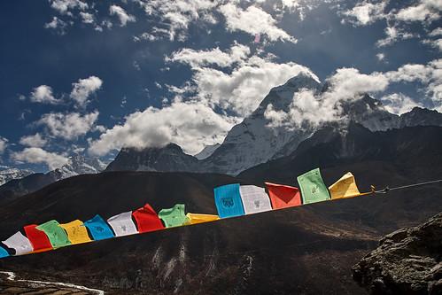 nepal montaña