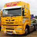AE51TFO 2001 Foden Alpha in the livery of James Cooper & Sons.