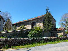 Gorses - Belle grange (bourg) - Photo of Montet-et-Bouxal