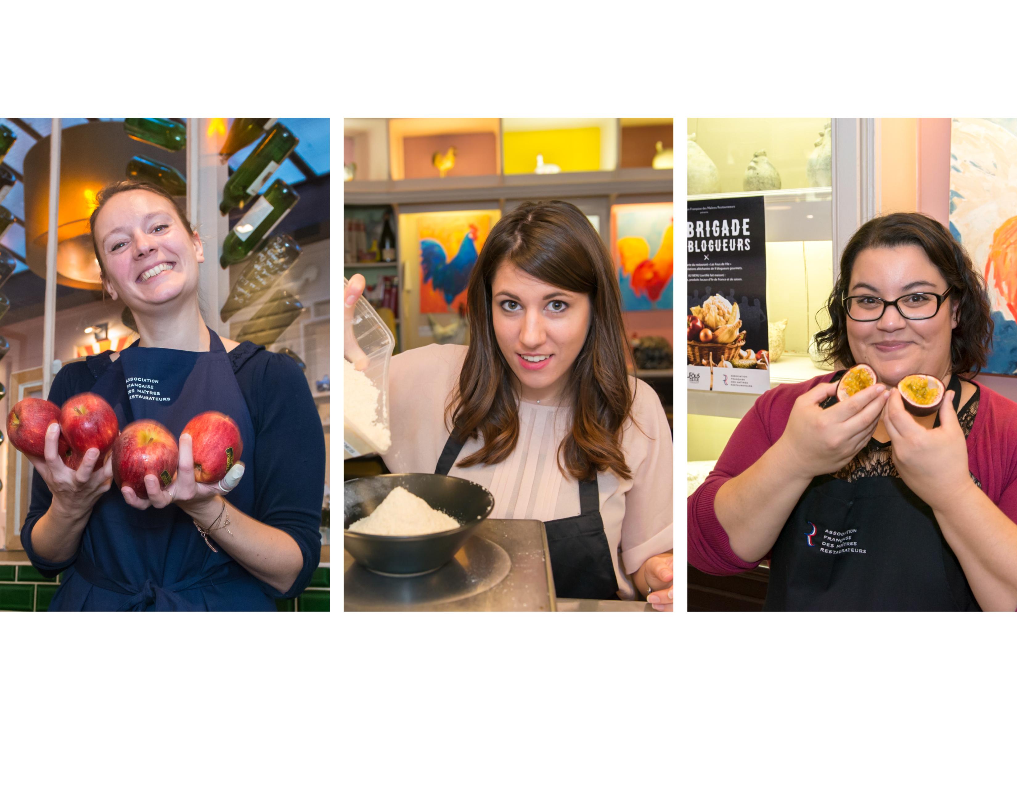 Brigade des Blogueurs – Les Desserts