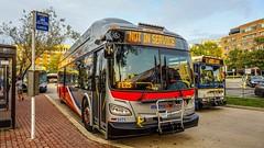 WMATA Metrobus 2018 New Flyer Xcelsior XN40 #3171