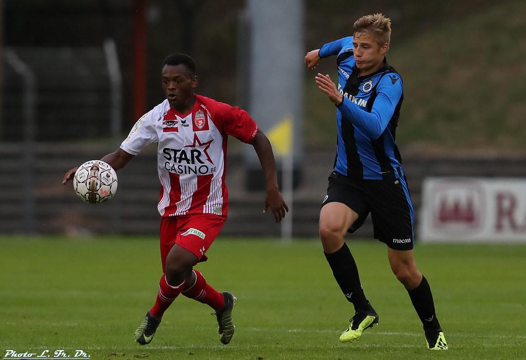 Beloften Club Brugge - Beloften Moeskroen
