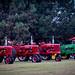 Beautiful Restored International & John Deer Tractors by WOW Philippines Travel Agency