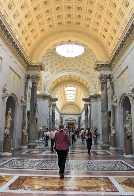 Vatican Museums - Vatican City