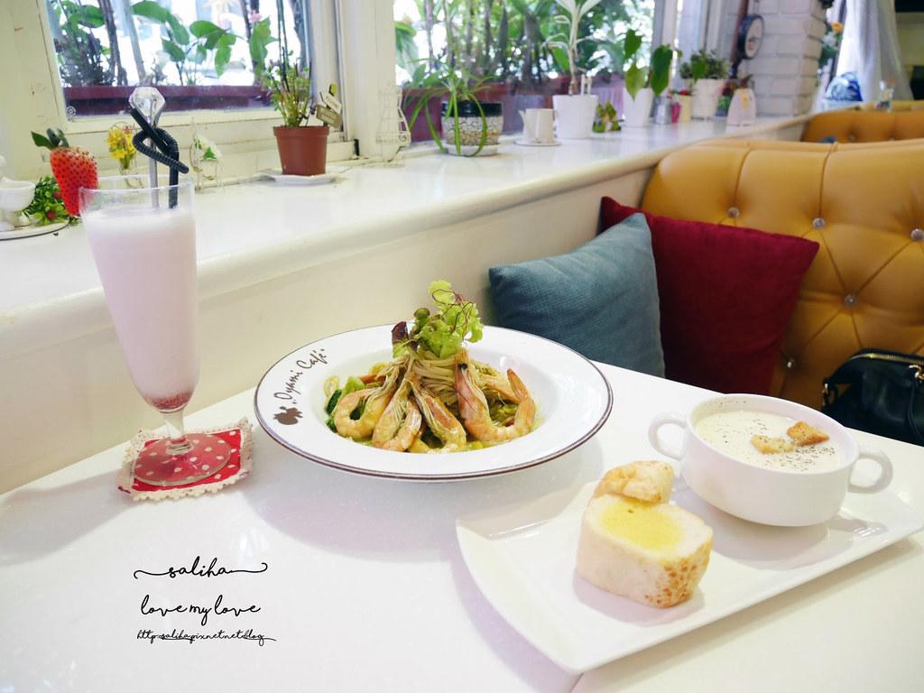 台北西門站聚會約會餐廳推薦oyami cafe咖啡館咖啡廳 (6)