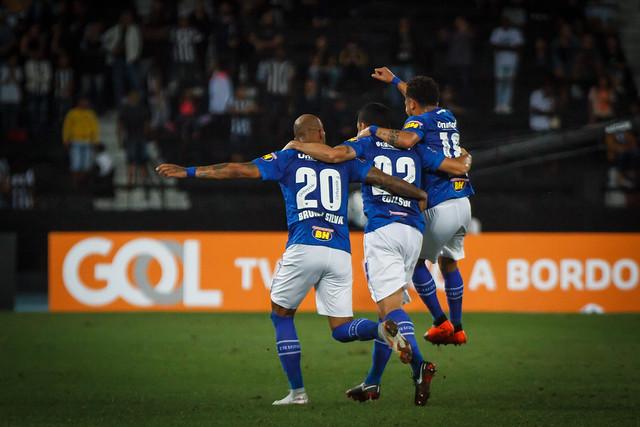 Botafogo 1 x 1 Cruzeiro 05/09/2018