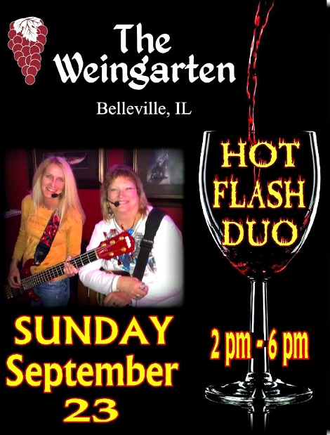 Hot Flash Duo 9-23-18