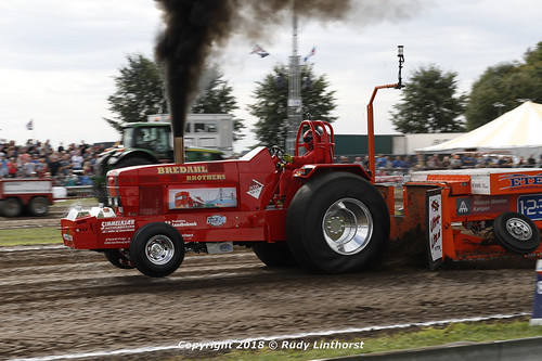 0849 Bredahl Brothers Red Line