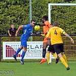 Mildenhall Town FC v Barking FC - Saturday September 15th 2018