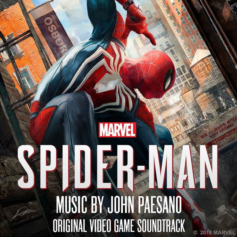 Marvel's Spider-Man Soundtrack