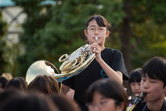 wind orchestra of summer festival