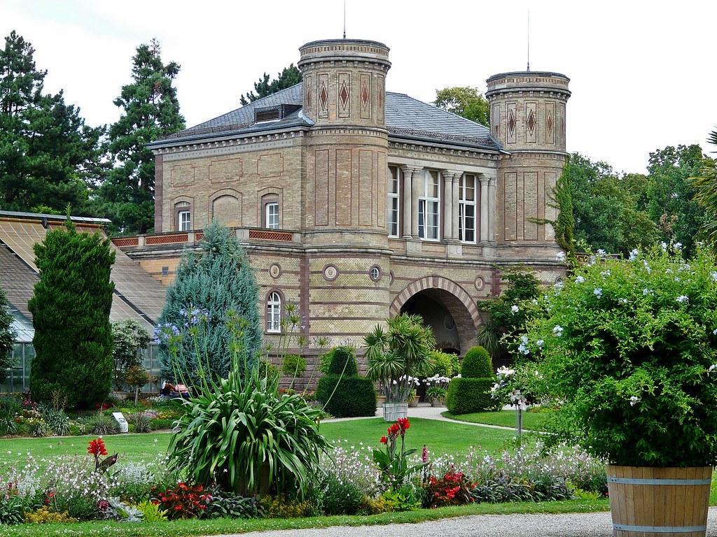 Botanischer Garten Karlsruhe Lilo Lieselotte Flickr