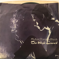 THE STYLE COUNCIL:MY EVER CHANGING MOODS(JACKET A)