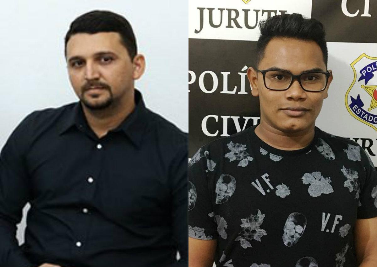 Juiz prorroga por mais 60 dias inquérito policial contra advogado acusado de estupro , Delegado Madson castro e Juniele Batista
