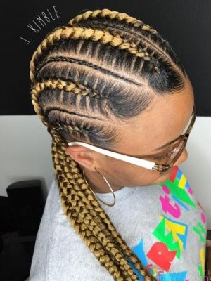 black braided hairstyles 2019 ⋆ fashiong4