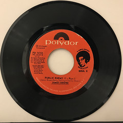JAMES BROWN:I GOT A BAG OF MY OWN(RECORD SIDE-B)