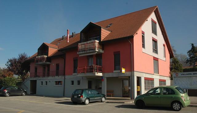 Villars-Bramard - Salle communale
