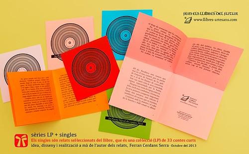 Singles: relats individuals del recull LP. Ferran Cerdans Serra, 2013