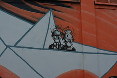 St Petersburg, FL - Grand Central District - Mural - Painting with a Twist Building