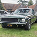 Ford Mustang Bullitt Film Car
