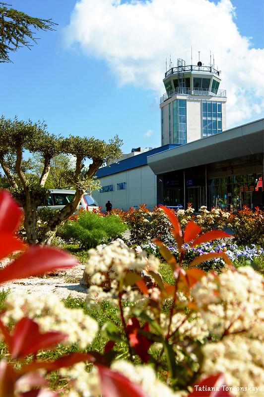 Тиватский аэропорт
