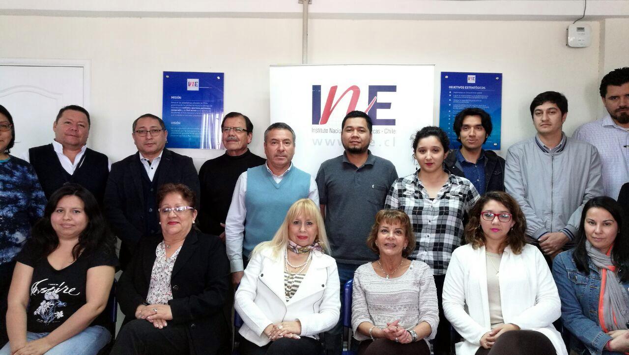 ANFINE visita a socios/as de Arica y Parinacota – 23 Agosto 2018