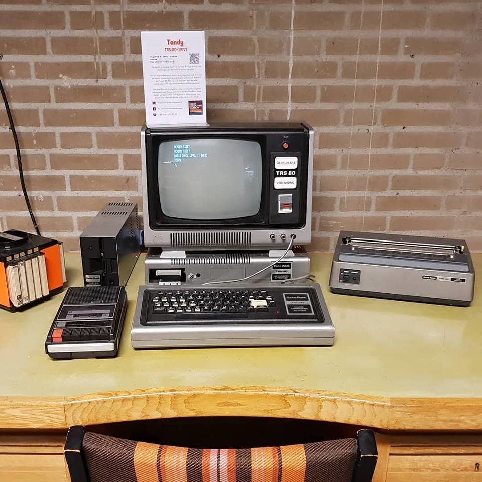 Tandy TRS80