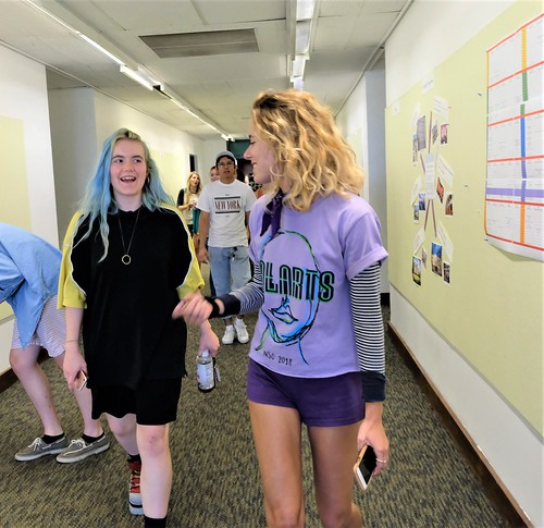 Move-in Day at Orientation, 9-2-2018