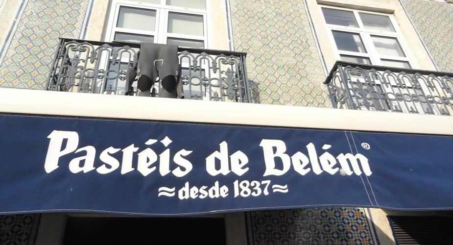 Eten en drinken Belém Lissabon, Pasteis de Belém | Mooistestedentrips.nl