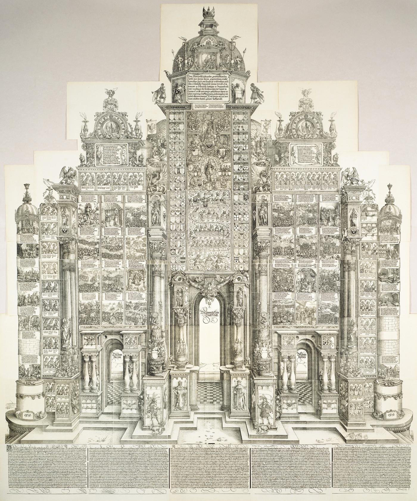 durer Triumphal Arch