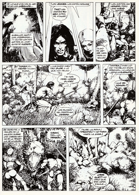 Conan de Roy Thomas y Barry Windsor Smith 08 -02- Clavos Rojos 03