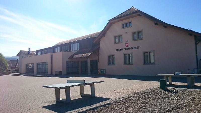 Granges - Centre Sous-Bosset