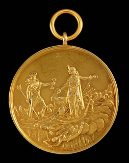 New York City Fire Department Medal Of Valor obverse