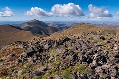 Stewart Peak from the Cebolla Trail (8-25-18 - 8-26-18)
