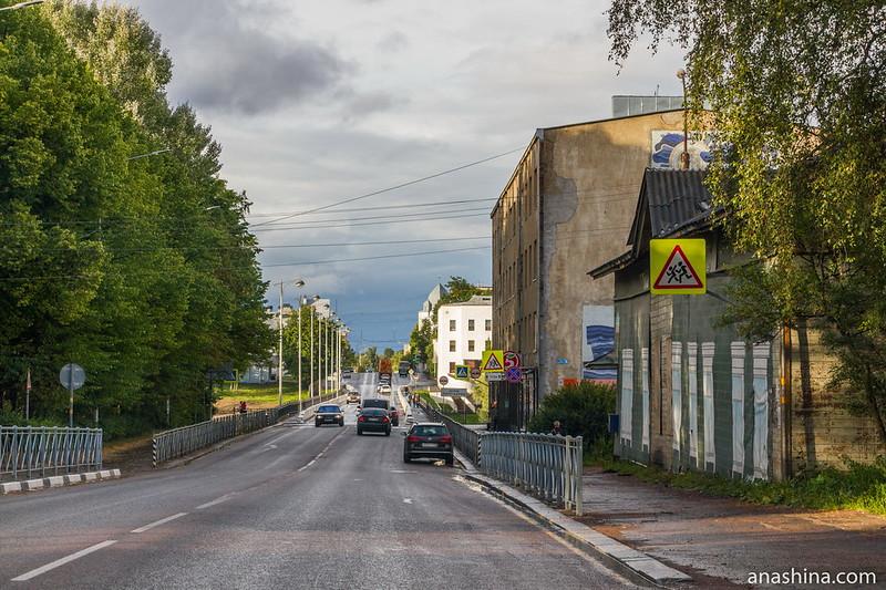 Карельская улица, Сортавала