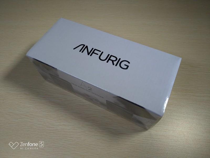Anfurig Anfurig A2 スピーカー 開封レビュー (1)