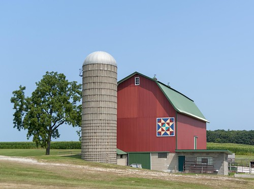 Wisconsin Barn Quilt