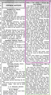 2018-8-28. Kulage, News, 5-31-1923
