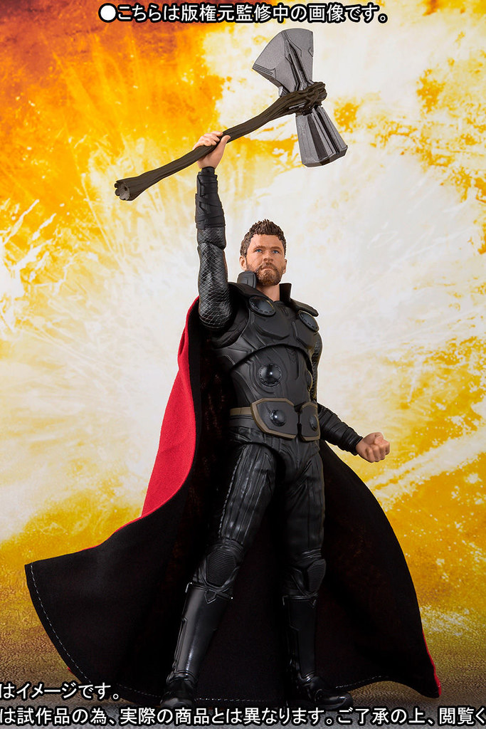 S.H.Figuarts Thor (Avengers: Infinity War)