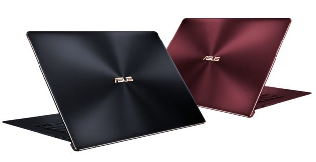 [IFA2018] Asus arrose son Zenbook S avec des Whiskey Lake