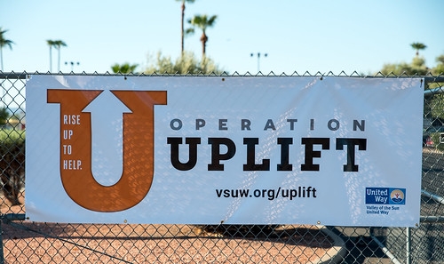 OPERATION UPLIFT - Maryvale