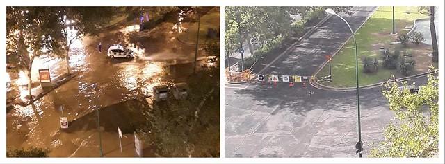 Inundación Gran Plaza