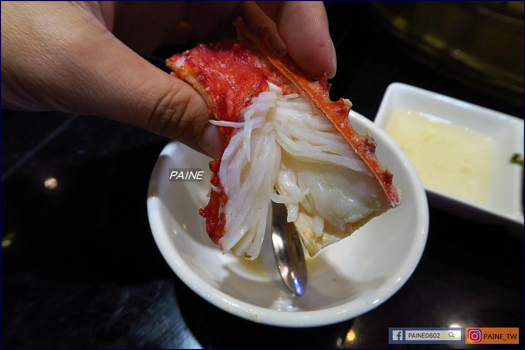 帝王蟹吃到飽 蟹宴