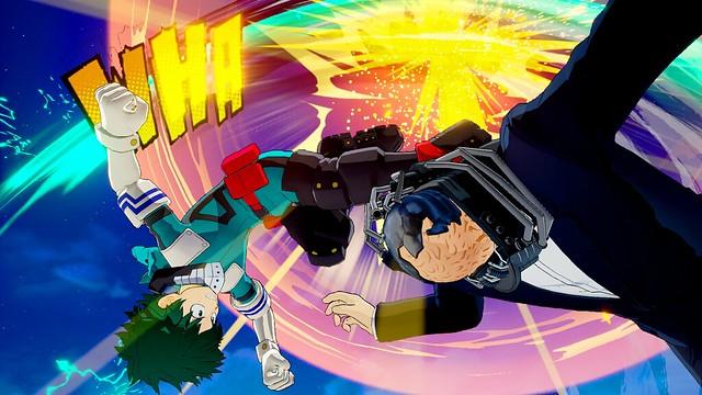 僕のヒーローアカデミア One\'s Justice 緑谷出久 シュートスタイル (3)