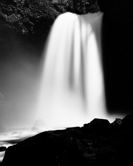 Moul Falls Long Exposure