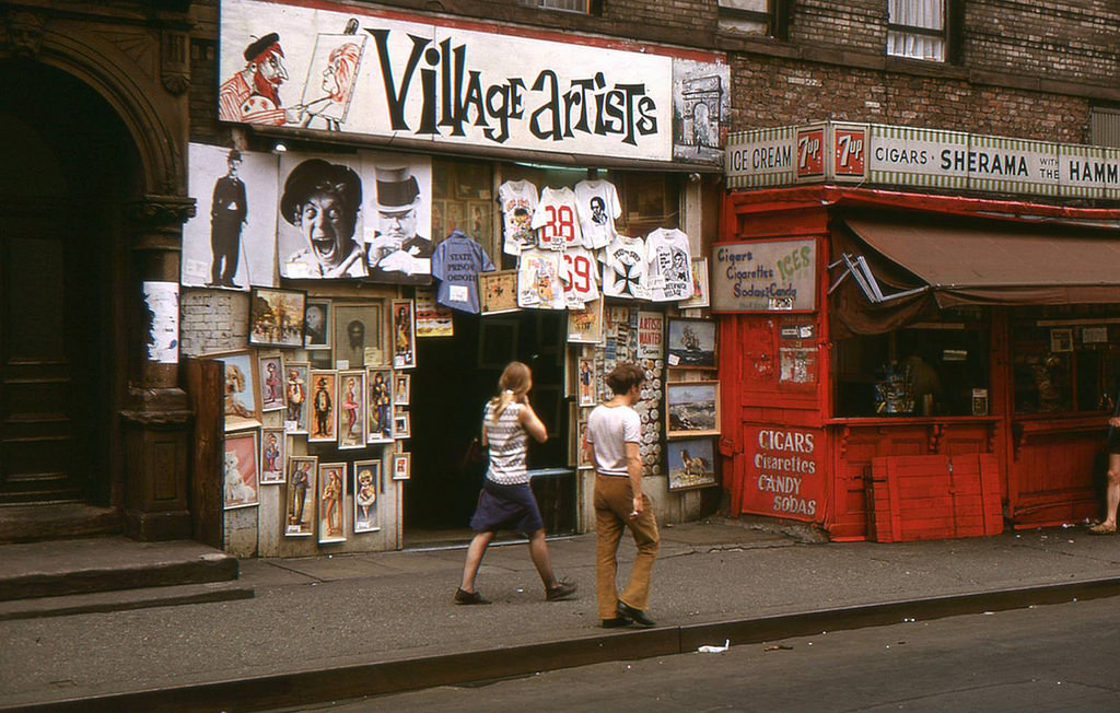 Everyday Life of New York City in the 1960s (14)