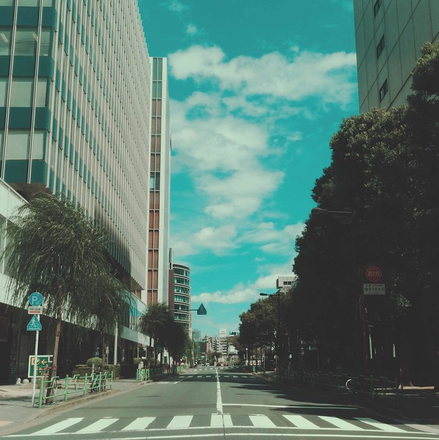 Ginchu-dori street